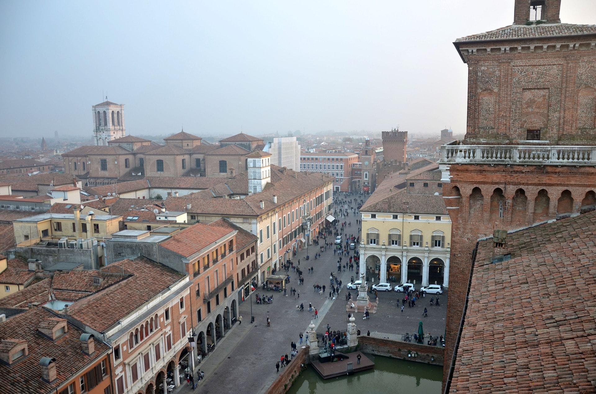 Affitti brevi Ferrara