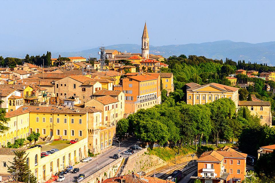 Affitti brevi Perugia