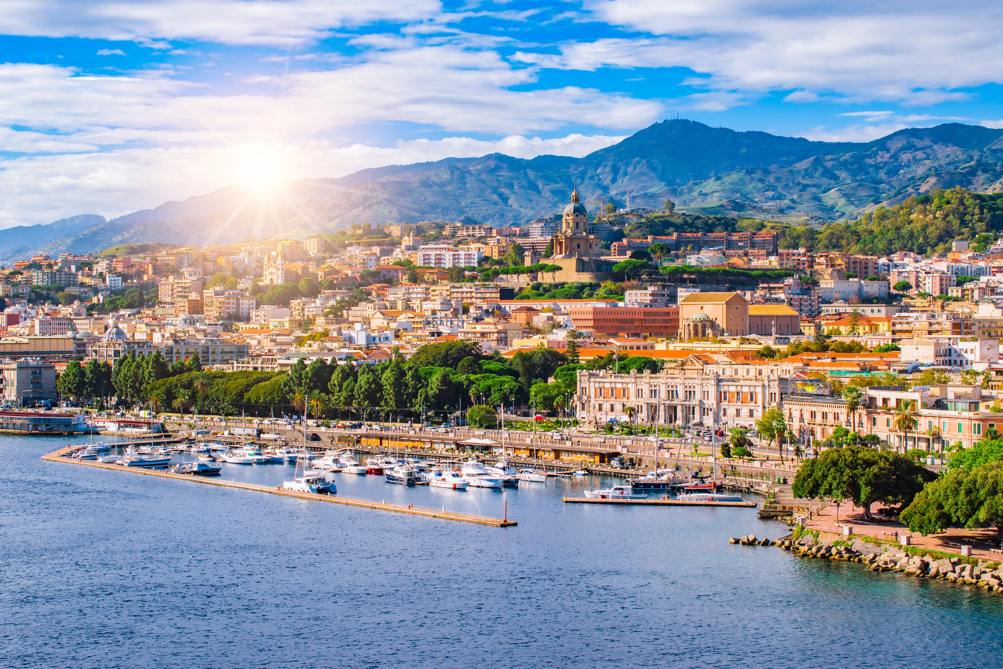 case vacanze Messina