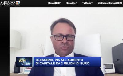 Aumento di capitale CleanBnB